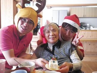 ひだまりのクリスマス会
