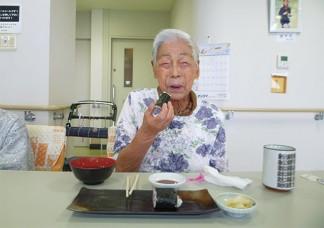 お寿司屋さんが来所